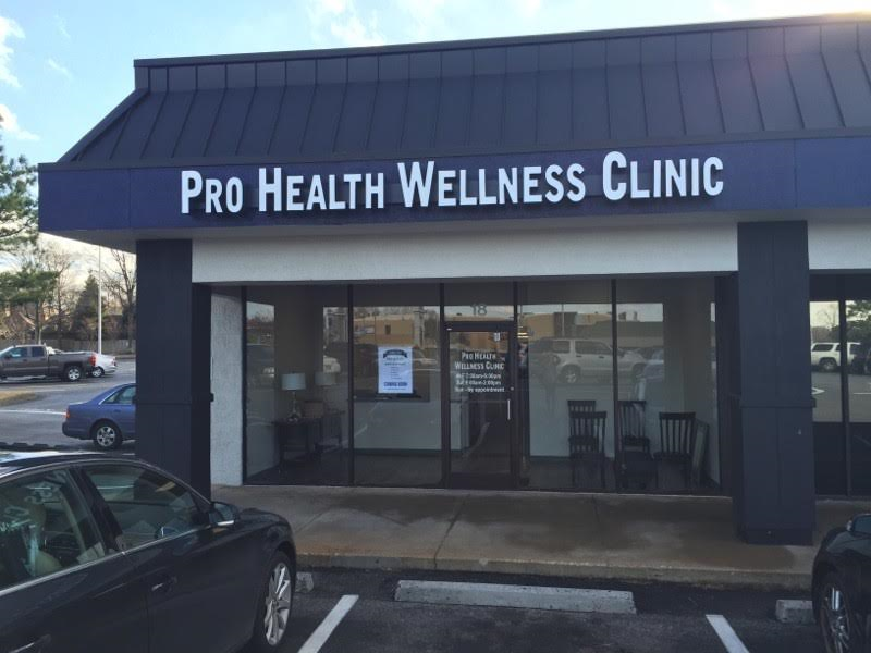 Pro Health Wellness Clinic Mid South S Custom Hydration And Weight